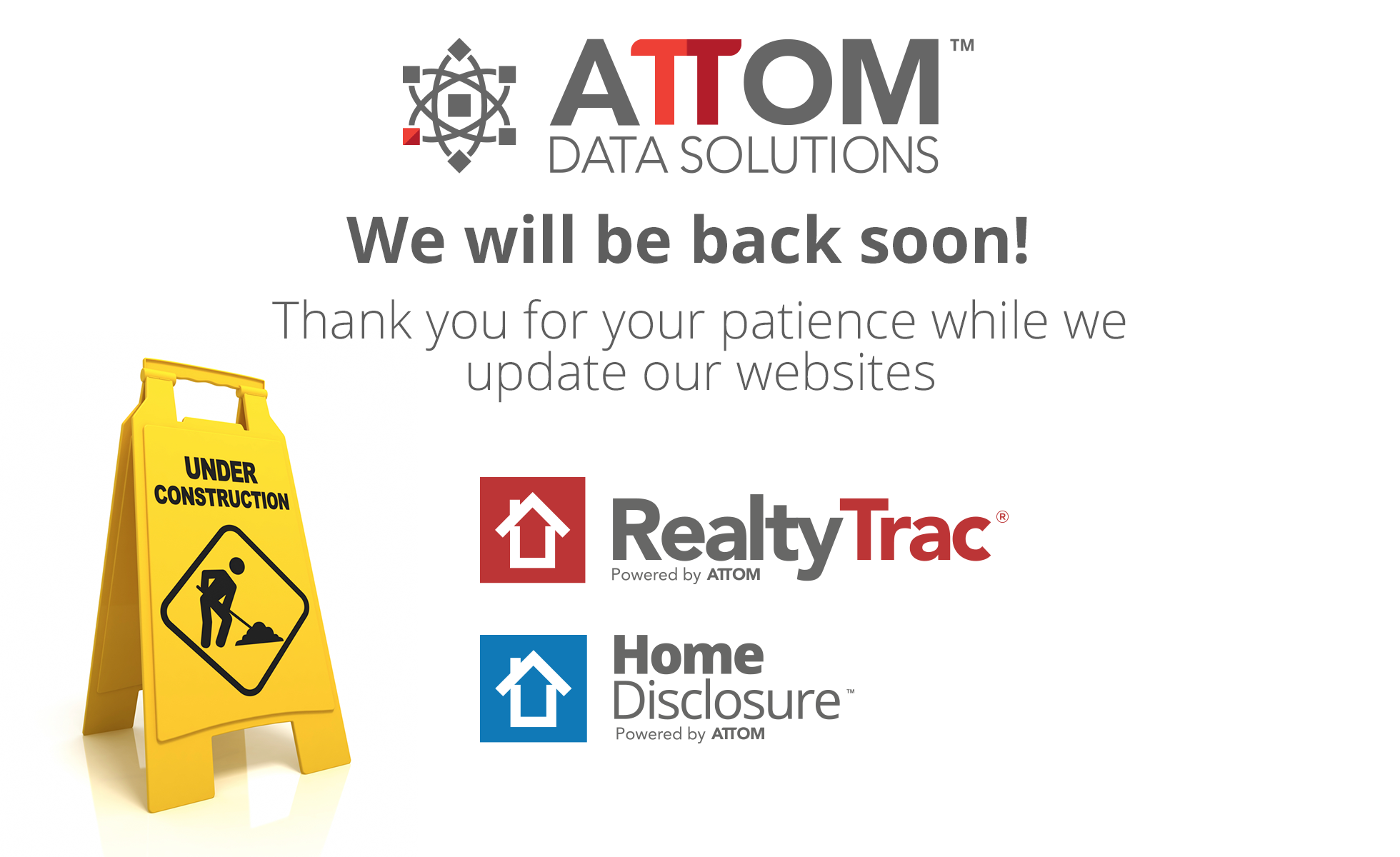 Website under maintenance -please check back soon